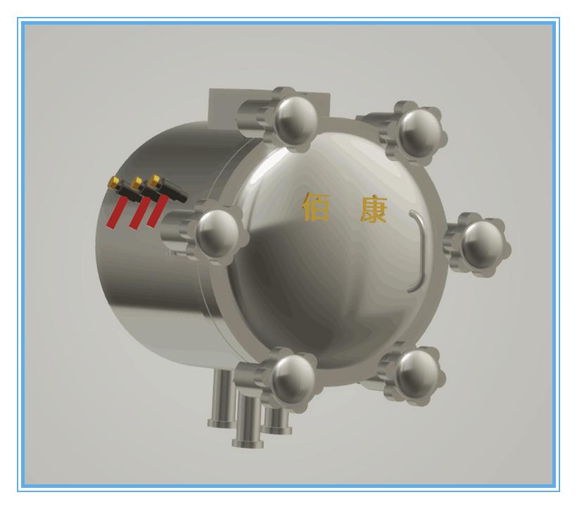 佰康关于BKXL型旋液分离器机组应用