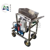 二丁酯自动分装大桶设备尿素液定量分装计量系统