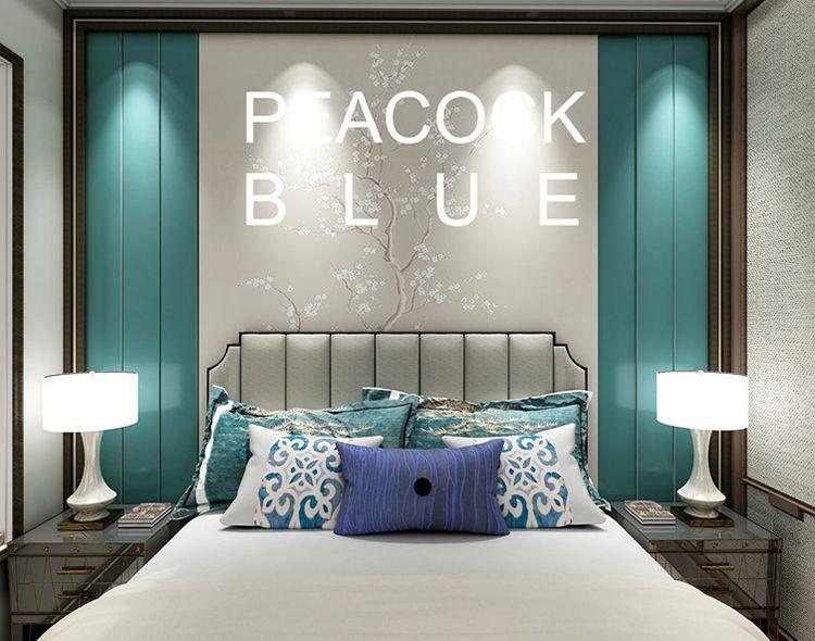 华夏杰墙顶整装-孔雀蓝