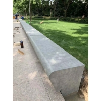 清水混凝土坐凳