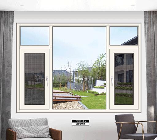 曼亭鸟门窗 SLD5002