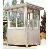 不锈钢岗亭具备良好的抗腐蚀的特性