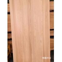 美国红橡原木直拼板