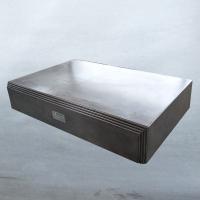 不锈钢板防护罩机床导轨防护罩数控机床护罩