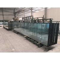 供應5-19mm厚中空幕墻玻璃