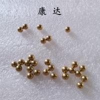 直銷純銅球0.5mm微型銅珠 小銅球T2