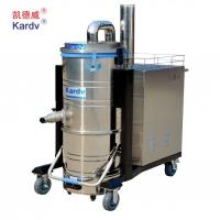 厂区用不锈钢式桶式工业吸尘器凯德威DL-7510B