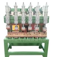 全自动波浪线组合排焊机 龙门焊网机
