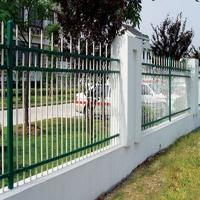 上饶锌钢围墙护栏庭院工厂小区学校围墙栏杆铁艺围栏