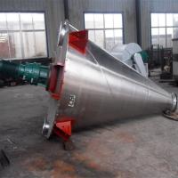 山东旺林  双螺杆锥形混合机 不锈钢立式混合机 20年厂家