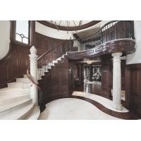 龙虎豪楼梯-美式风格