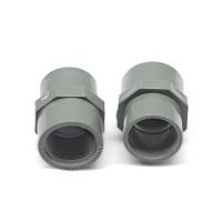 南亚PVC内牙直通 内螺纹直接 规格20-63mm全国供应