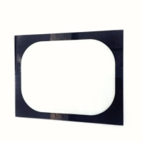東莞絲印玻璃  優質東莞絲印玻璃加工廠