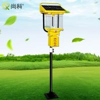 苏州厂家太阳能杀虫灯SK-TFS15 高效蓄电池防水防晒
