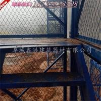 路桥施工安全爬梯 建筑施工梯笼 深基坑建筑梯笼