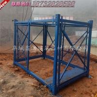 鑫洪厂直销建筑梯笼 梯笼式安全爬梯 施工梯笼