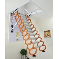 迈尚阁楼伸缩楼梯手动电动折叠升降隐形别墅室内家用