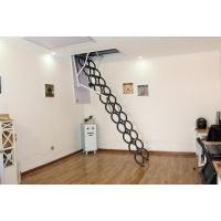 迈尚全自动电动款阁楼伸缩楼梯升降楼梯别墅楼梯