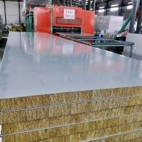 岩棉净化板手工净化板生产