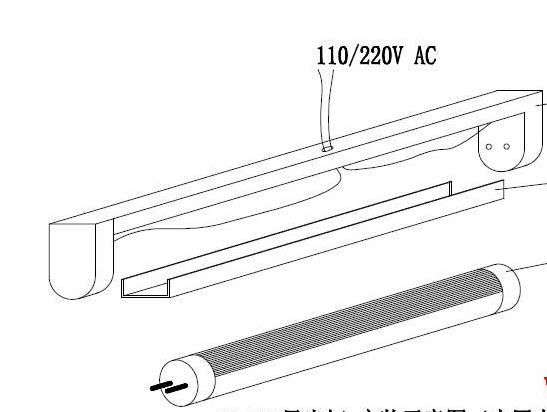 led灯管尺寸规格型号介绍-深圳郎特照明