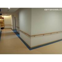 成都养老院PVC无障碍扶手墙面防撞扶手走道通道扶手