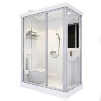 成都千佳整体一体化卫生间整体浴室集成卫浴整体卫生间