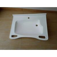 成都养老院专用挂墙盆带扶手无障碍洗手盆