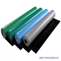 成都PVC防静电地板卷材地胶