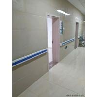 成都養老院 醫院走廊防撞扶手 過道PVC扶手 無障礙扶手