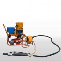 ZRS钢包耐火层喷补机,耐火材料喷补机,耐火料喷涂机