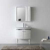 箭牌橡木简约浴室柜组合带侧柜APGM7L3162