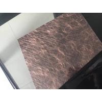 佛山不锈钢表面加工定制_彩色不锈钢装饰板_蚀刻镜面装饰板
