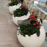 不锈钢花盆花箱组合式花器艺术造型时尚美观