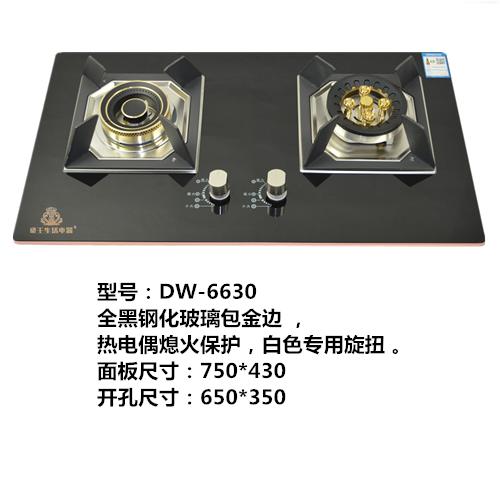 帝王灶具DW-6630