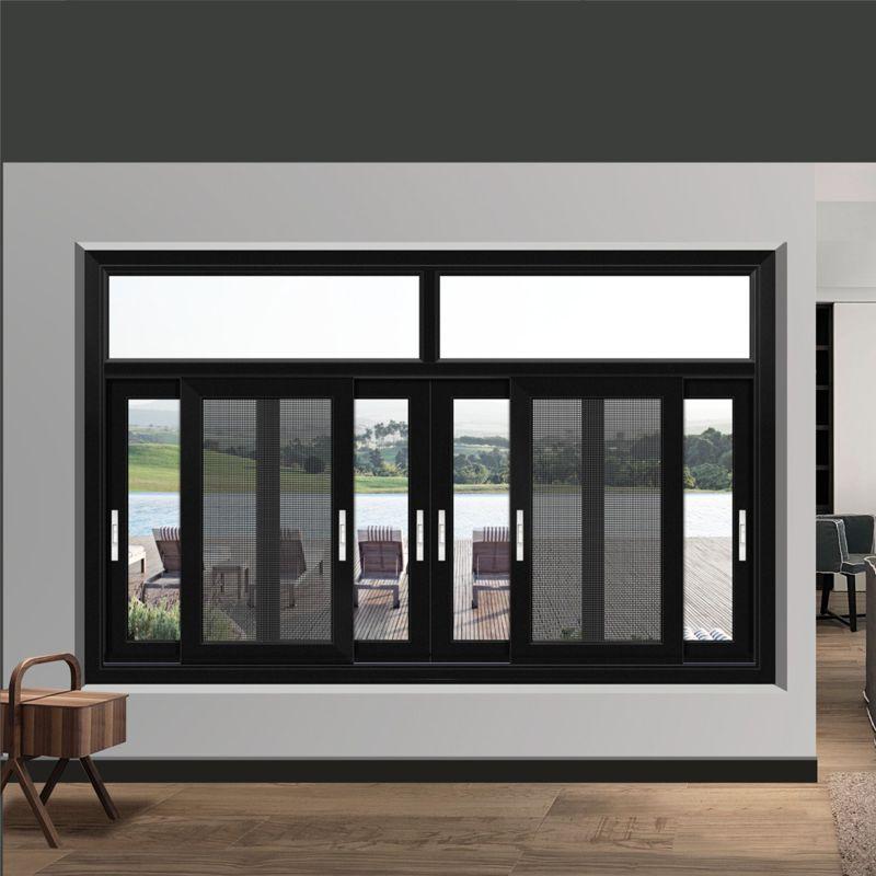 12博门窗DSH115单/双色推拉窗系列