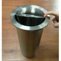 台下式隐藏安装洗手台垃圾桶可旋转盖子摇盖嵌入圆形