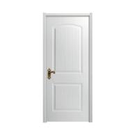 歐式復合實木門手工制作臥室平開生態門可定制隔音強化木門
