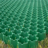 重慶屋頂綠化種植排水板植草格可定制
