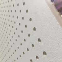 生產8mm6mm10毫米圓孔穿孔石膏板