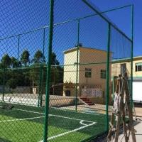 小型篮球场地围网 包安装 价位多少