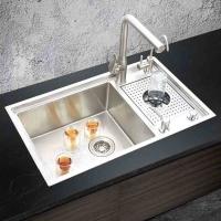 NODMA 诺帝玛NQ723洗杯器水槽304不锈钢吧台水槽