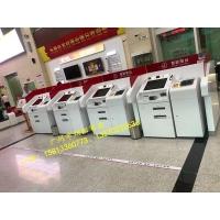 云南省农村信用合作社-智慧柜员机U型隔断