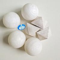 節能實心圓球 發泡球填料 PP發泡球