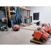 8噸蒸汽燃氣鍋爐低氮改造 超低氮30毫克利雅路燃燒器