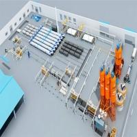 加氣板材設備 alc板材設備 蒸壓加氣板材生產線