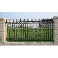 济宁铸铁围栏 铁艺护栏