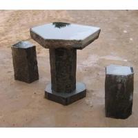 中国黑 蒙古黑 玄武岩 立柱景观石 石材加工