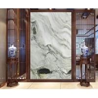 自建别墅天然山水纹石材背景 山水纹大理石大理石客厅背景