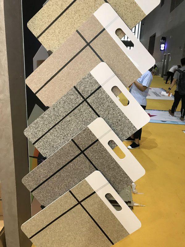 pvc涂料提手板 pvc涂料样板 pvc涂料异型板