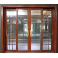佛山新家宝门窗生产钛合金推拉门、折叠门、卫生间门